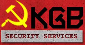 KGB Security Logo