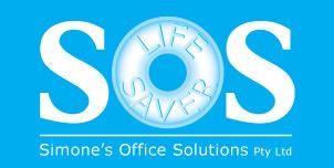Simone's Office Solutions Logo